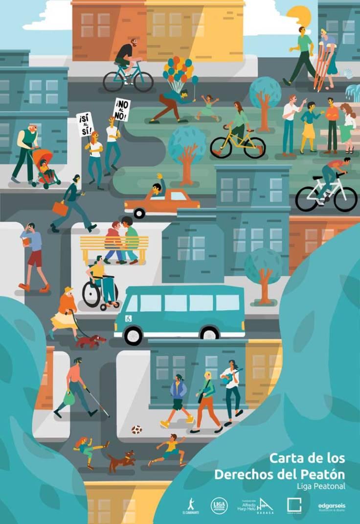derecho de los peatones