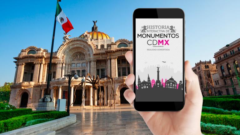 Monumentos CDMX palacio de bellas artrd
