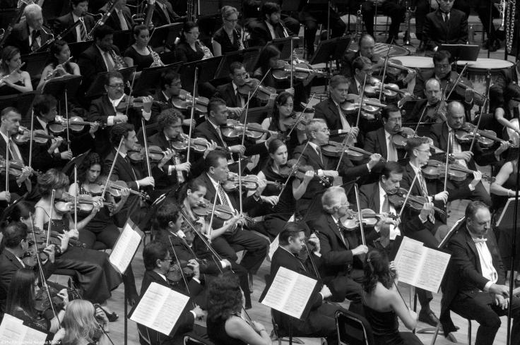 orquesta sinfónica minería