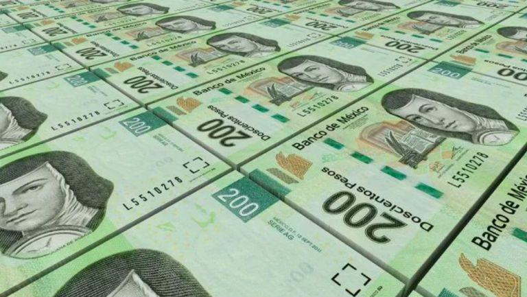 billetes de 200 con imagen de sor juana