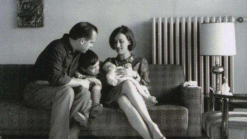 Familia estadounidense años 60