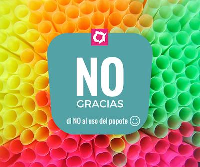 No Gracias. Campaña contra el uso del popote
